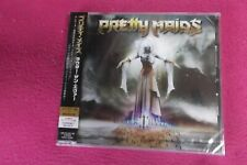 JPN w/Obi - Pretty Maids  ‎– Louder Than Ever  _ ‎ 1B/T_  VQCD-10362