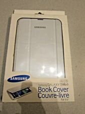 """SAMSUNG GALAXY TAB 3 BOOK COVER for 8.0"""" EF-BT310 White"""