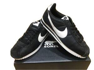 Mens Nike Cortez Trainers Size 7 Black