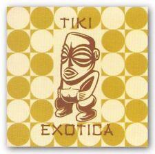 Tiki Exotica Tiki Series Art Print 10x10