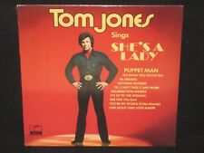 TOM JONES ~ Sings She's a Lady (SEALED) ~ U.S. orig PARROT - 1971 pop ROCK ex+