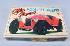ZF1329 Bandai 1/20 maquette voiture 5357 Alfa Romeo Model 1931 8C 2300
