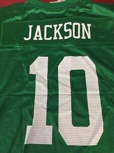 DESEAN JACKSON #10 PHILADELPHIA EAGLES KELLY GREEN REEBOK NFL REPLICA JERSEY