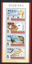 SOLOMON ISLANDS 2015 SEABIRDS(1) MNH