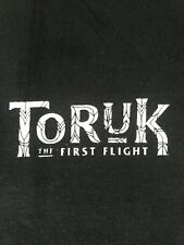 Toruk Cirque du Soleil Avatar LE Local Crew T-Shirt Size XL