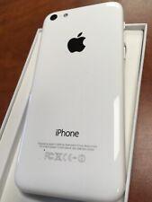 Apple iPhone 5c - 16GB - White (Sprint) A1456 (CDMA + GSM)