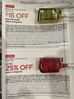 JCPenney Coupons $15 Off 25%