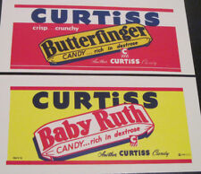 Buddy L Shell Curtiss Candy slide decal set