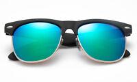 Classic Kids Sunglasses Matte Black for 3-11 years old Toddler UV 400 Boys Girls