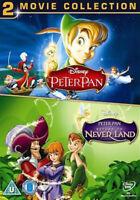 Peter Pan / - Retour Pour Never Pays DVD Neuf DVD (BUU0190301)