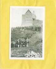 CLAN MACLEAN at  DUART  CASTLE  ,  1912      ( 28d )