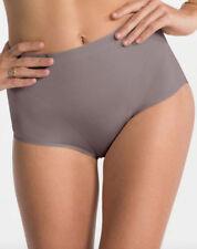 $34 SPANX Retro Brief Panty Shapewear Women's FS0115 Smoky Quartz Size XS