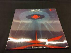Klaus Schulze Irrlicht Original 1st Press 1972 Germany.
