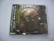 NIGHTRAGE - DESCENT INTO CHAOS - CD NEW SEALED 2004