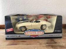 "1991 Ertl American Muscle ""1967 Corvette L-88"" Die-Cast Car (1:18 Scale)"