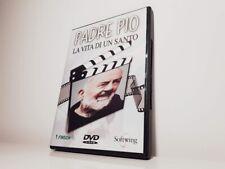 DVD PADRE PIO LA VITA DI UN SANTO Gesù Chiesa Religione EDIZIONE VENDITA FINSON