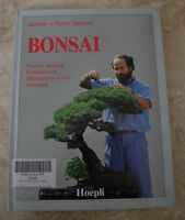 ISABELLE E REMY SAMSON - BONSAI - ED:HOEPLI - ANNO:1987  (MS)