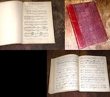 les cloches de Corneville opéra comique partition piano chant 1898 Planquette