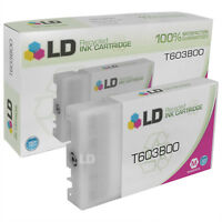 LD T603B00 T603B Comp Magenta Ink Cartridge for Epson Printer