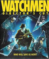 Watchmen ~ 2-Disc Director's Cut Blu-ray ~ FREE Shipping USA