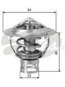 Gates Thermostat FOR NISSAN DATSUN 300C Y30 (TH04077)