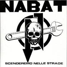 "NABAT - SCENDEREMO NELLE STRADE - 7"" (1982) 2010 ITALY oi! kbd repress"