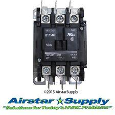50 Amp • 3 Pole • 208/240V Coil  # C25DNF350B Eaton / Cutler Hammer Contactor