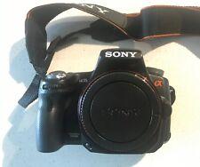 Sony Alpha SLT-A35 16MP Digital DSLR Camera Body Black