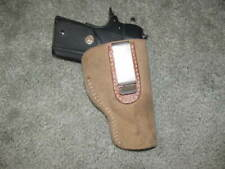 French Military Leather Gendarmerie 1991 Holster for Glock Sig M/&P Ruger 1911