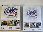 Plasq's Comic Life Deluxe Edition Design Edit Make Fonts Styles Cards Mac Only
