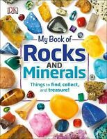 My Book of Rocks and Minerals (Hardback or Cased Book)