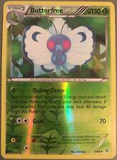 Butterfree- 5/83 NM *REVERSE HOLO FOIL* Pokemon Generations TCG Rare