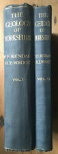 Geology of Yorkshire.  Kendall & Wroot, 2 volumes 1924.