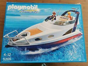 Playmobil 5205 Luxusyacht