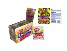 6 BOXES ULTRA ENERGY NOW 144 PACKETS TOTAL 432 PILLS