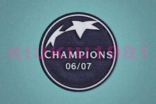 UEFA Champions League Winner 2006-2007 AC Milan Sleeve Soccer Patch / Badge