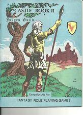 D&D Judges Guild Castle Book 2 II Dungeons & Dragons!