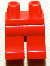 LEGO MINIFIGURE PLAIN RED LEGS TOWN BOY GIRL GUY MINIFIG PANTS BODY PARTS