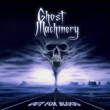 GHOST MACHINERY - Out For Blood CD
