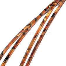 5 Celluloid Guitar Bindings Body Project Purfling Strip Tiger Pearl 1650x2x1.5mm
