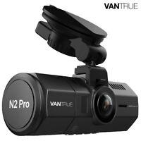 Vantrue N2 Pro Uber Dual Dash Cam Vehicle Cam Recorder, Night Vision Dash Camera
