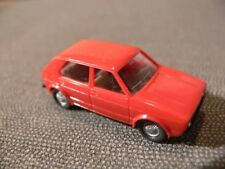 1/87 Wiking VW Golf I 4-türig rot A 44/3
