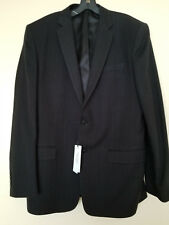 Versace Collection Giacca Two Button Herringbone Mens Blazer Jacket Size 54