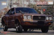 Fujimi 1/24 Scale Mazda Savanna Early Type (GT).
