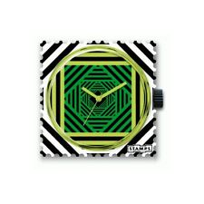 S.T.A.M.P.S. Uhr-   Into the Green  ,Stamps