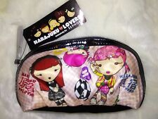 Rare~ Harajuku Lovers From Sephora Razzle Wicked Style II Bag Collection NWT