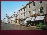 POSTCARD DUMFRIESSHIRE NEWTON STEWART - VICTORIA STREET