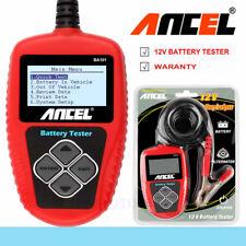 12V Battery Auto Diagnostic Tester Cranking Start 100-2000CCA Analyzer Scan Tool