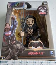 Metals Die Cast Aquaman Batman vs Superman New Gm1281