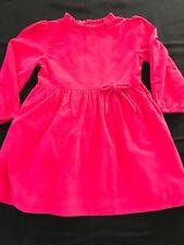 Jacadi (France) NWOT Fuchsia Corduroy Dress 3T